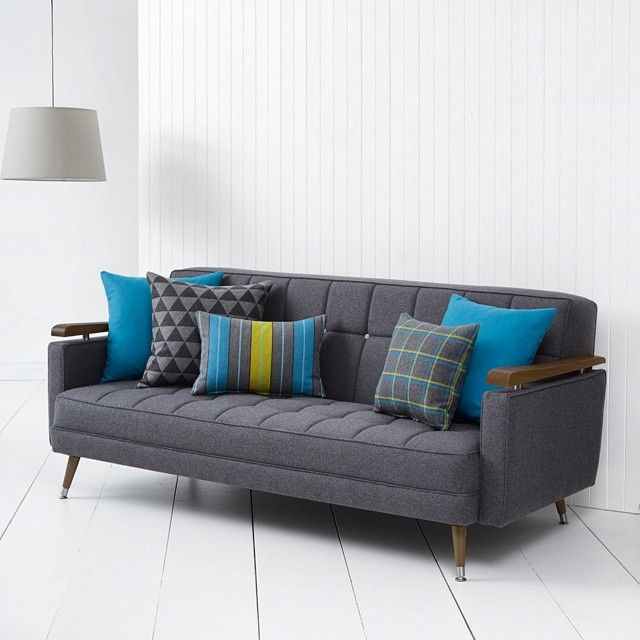 Our Eric sofa featured in @warwickfabrics new Richmond collection