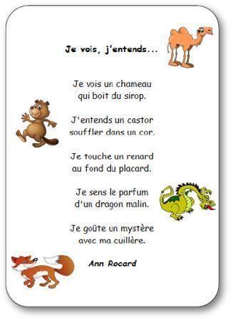 French five senses nursery rhyme. Comptines illustrées sur le corps et les cinq sens à imprimer. Comptine sur les 5 sens Je vois, j'entends