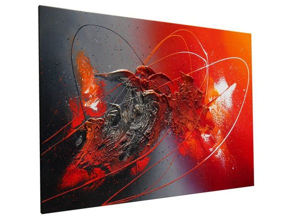 17 meilleures id es propos de tableau encadr sur - Peinture tableau noir brico ...