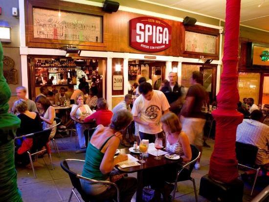 Spiga D'oro - Durban Fav restaurant ever!!