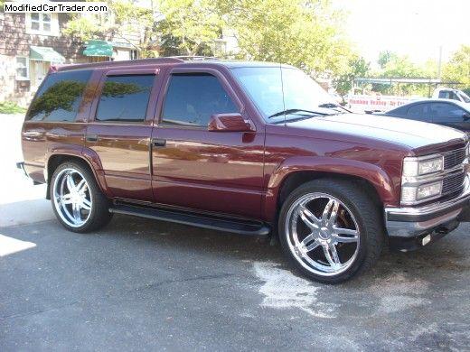 1995 chevy tahoe | 1995 Chevrolet Tahoe