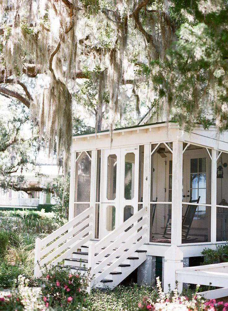 A South Carolina Wedding at Oldfield Club — A Lowcountry