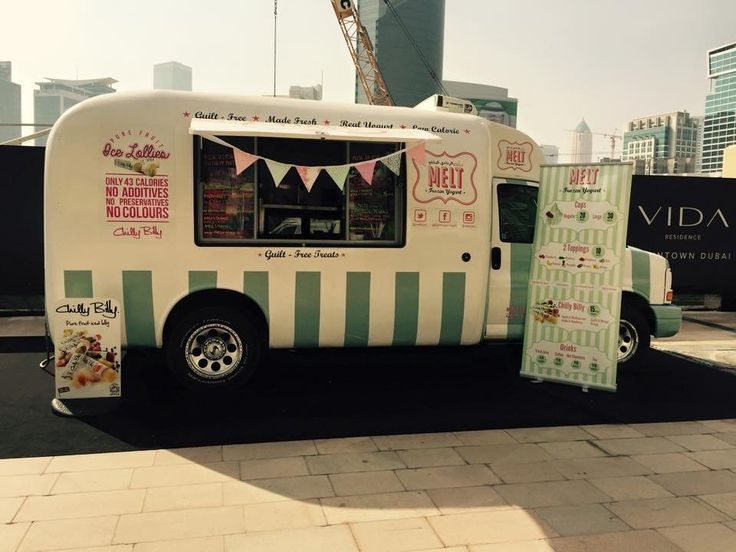 Melt Food Truck Dubai