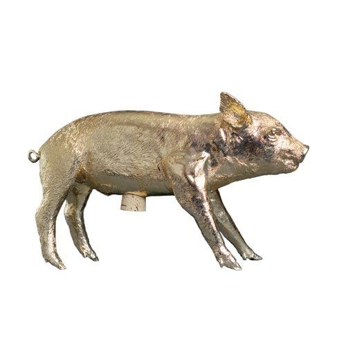 Areaware - Bank in the Form of a Pig at 2Modern Gold Piggy Bank