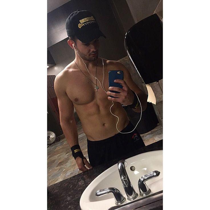 brownhair workout
