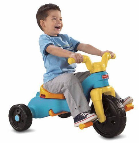 Fisher Price Kids Tricycles Ride On Bike Toddler Toy 3 In 1 Outdoor Indoor Child #FisherPrice