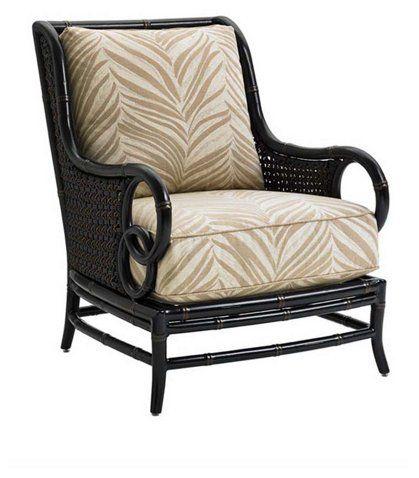 Marimba Outdoor Accent Chair, Gold Sunbrella - Outdoor Accent Tables & Chairs - Outdoor Furniture - Outdoor   One Kings Lane