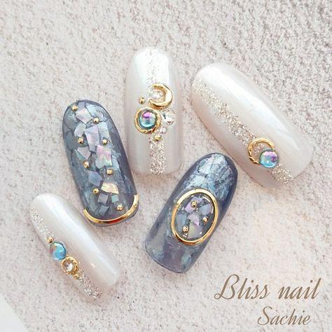 sample✨#nail #nailart #nails#manicure #젤네일#مسمار#Bliss#ネイル#ネイルアート#大人ネイル #ジェルネイル #ジェルネイルデザイン... ネイルデザインを探すならネイル数No.1のネイルブック