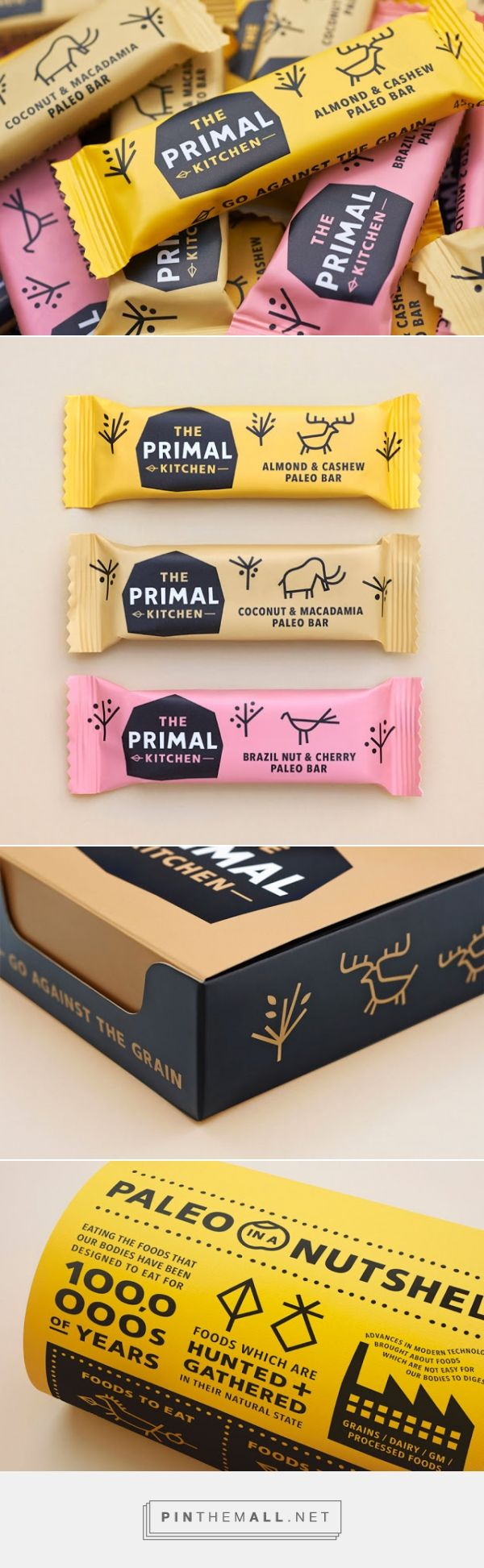 The Primal Kitchen Packaging of the World - Creative Package Design Gallery - http://www.packagingoftheworld.com/2015/09/the-primal-kitchen.html - created via http://pinthemall.net