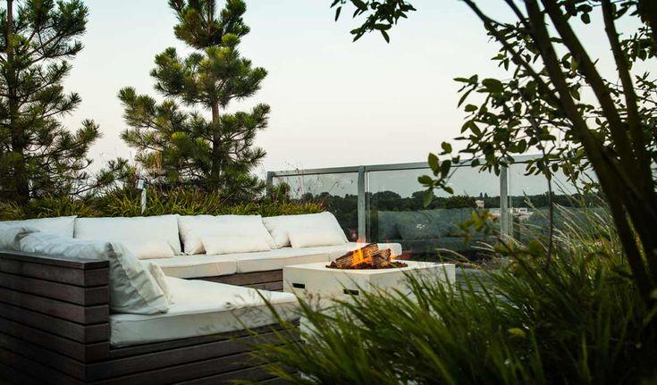 Dakterras penthouse Tilburg - Studio REDD