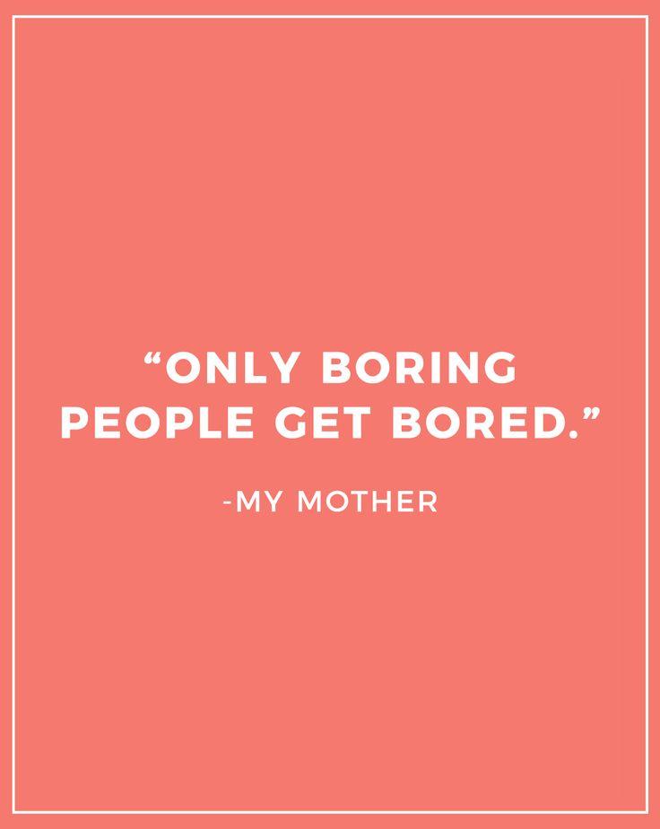 boring people. natascha snellman, creator of hey babe! bored quotesboring peopledenim boring people