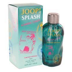 Joop Splash Summer Ticket by Joop! Eau De Toilette Spray 3.8 oz for Men