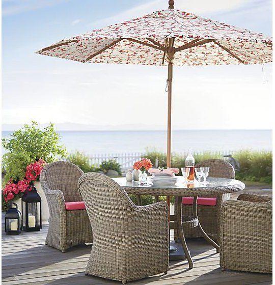 Best Market Umbrellas: Dayva, Tectona, Curran, Crate U0026 10 More