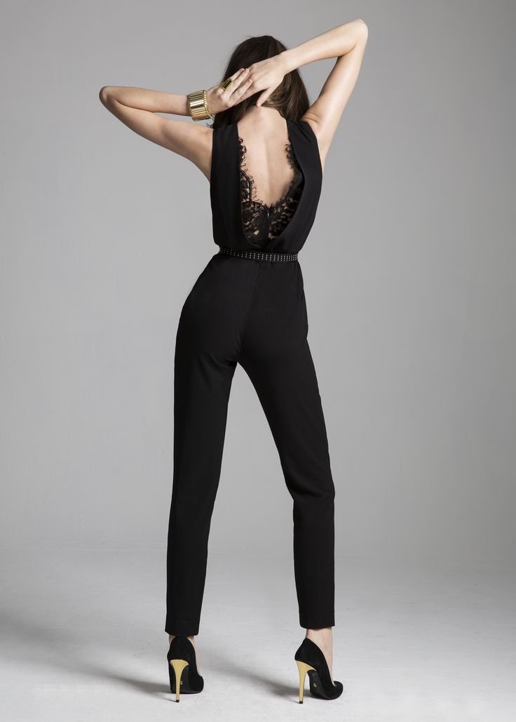 Wild jumpsuit #Wild #jumpsuit #AW14 #Lookbook #SuperTrash