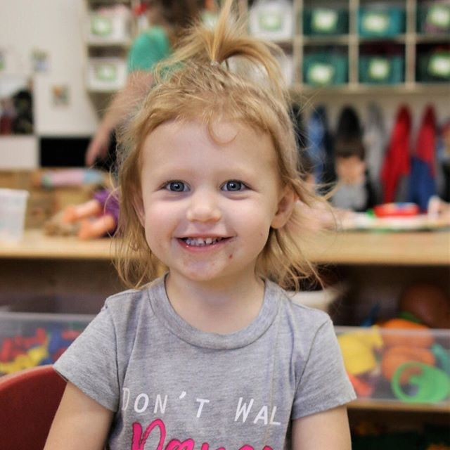 We're having so much fun! Come play and learn with us! (Did you know we have an open door policy for tours? That means you can come check us out, today!) . . . . #preschool #preschoolers #preschoollife #preschooldays #preschoolfun #preschoolkids #prek #to