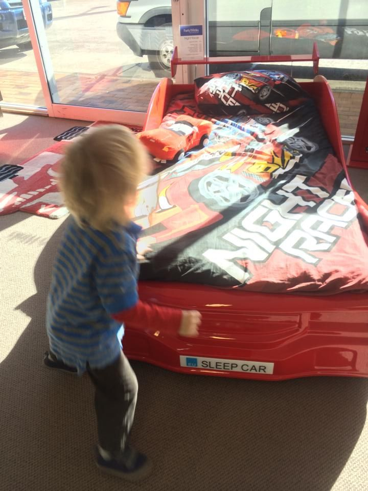 This car bed is great and my son loved it. The cupboard looks awesome as well