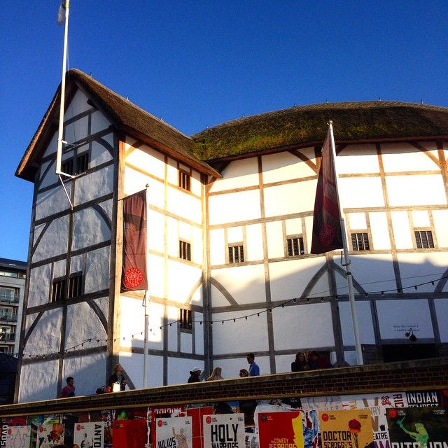 #Shakespeare's #Globe look magnificent on #Bankside in the #Sunshine Get the #Kooky #London #App http://bit.ly/11XgicP #ig_London #igLondon #London_only #UK #England #English #GreatBritain #British #iPhone #quirky #photoftheday #photography #picoftheday #igerslondon #londonpop #lovelondon #timeoutlondon #instalondon #londonslovinit #mylondon #traditional #Padgram