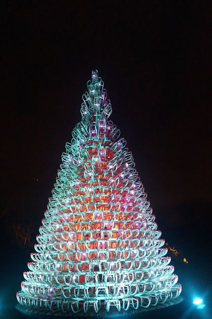 Christmas at Kew: an incredible evening of sparkling lights at Kew Gardens