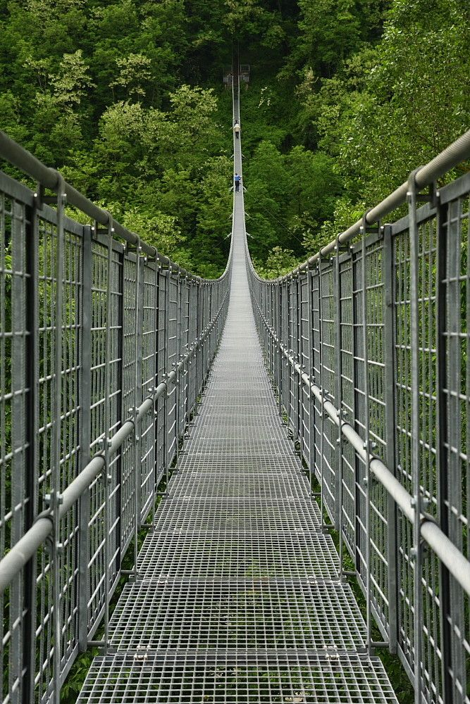 Ponte Sospeso - Mammiano - Pistoia