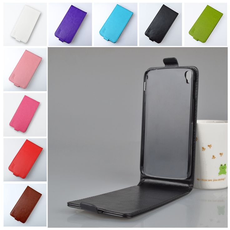 Flip PU Leather Case Skin For Alcatel One Touch Idol 3 5.5 6045 6045Y 6045K Back Cover Vertical Phone Cases JR Brand 9 colors #Affiliate