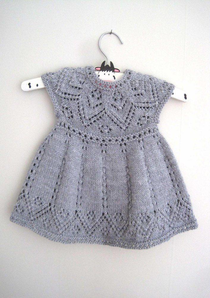 Pippa Dress Knitting Patterns For Girls Pinterest Knitting