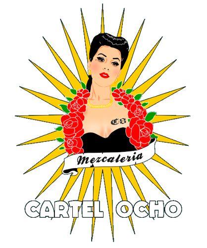 Cartel Ocho  222 rue Saint Martin 75003