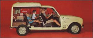 renault 4 fourgonnette - Google Search