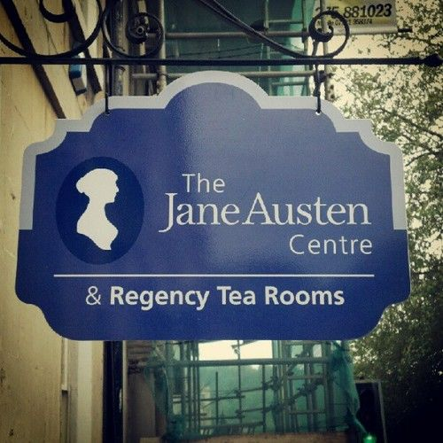 I've been to Bath, England, but next time I must visit the Jane Austen Centre. So sorry when we spent a night there I missed My Jane!