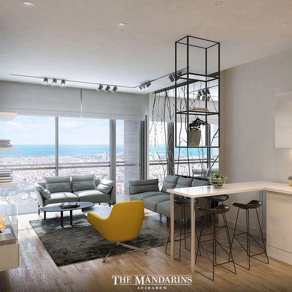 Evinizin iç tasarımını, ihtiyaç ve tercihlerinizi öngörerek, sizi en rahat ettirecek şekilde tasarladık.