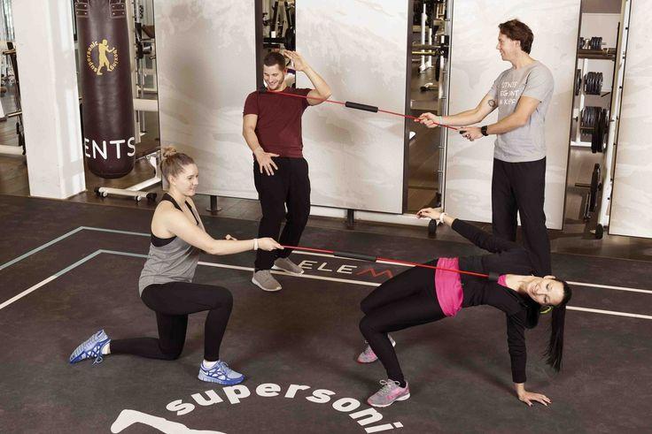 Neuer Fitnesstrend: Mit mei:do trainierst du nicht nur den Körper, sondern machst auch deinen Kopf fit.