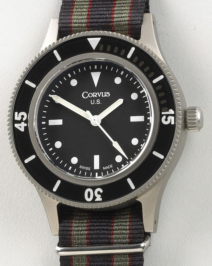 corvus bradley watch