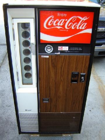 1960 S Coke Machine Man Cave In The Making Pinterest