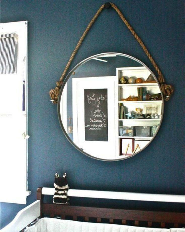 Miroir Grundtal customisé à petit prix  #GRUNDTAL #ikea #miroir