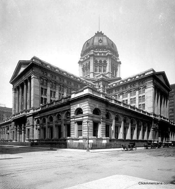 25 Amazing Old Us Post Office Buildings From The Early 1900s Post Office Old Post Office New York Post