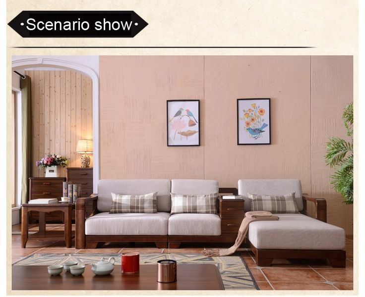 19 best sofa hien dai images on Pinterest | Chinese sofa, Corner ...