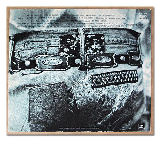 Neil Young After The Gold Rush Foc Gatefold 12 Quot Lp Vinyl
