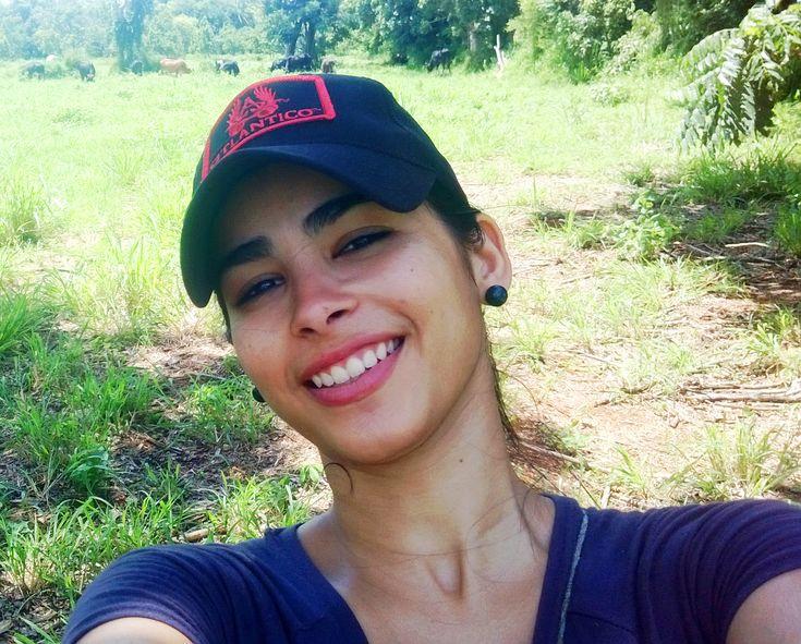 Ana Karla Suarez Selfie