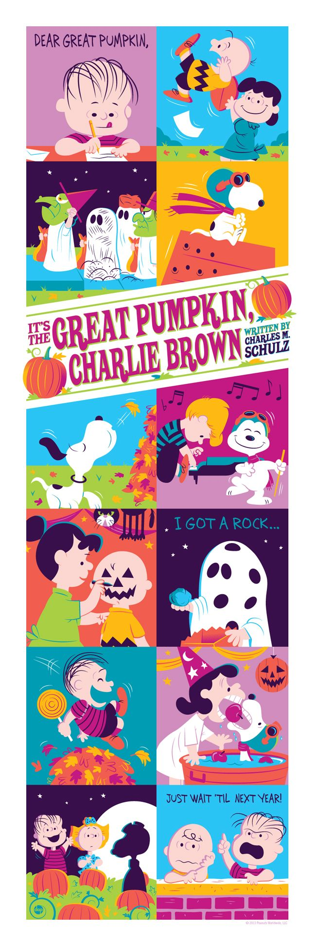 79 best peanuts prints from dark hall mansion images on pinterest