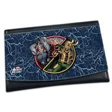 Thor vs Loki Mini Wallet