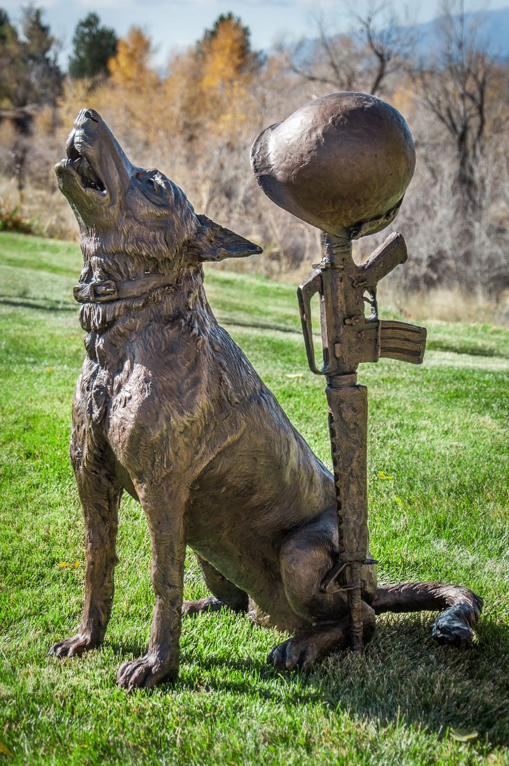 Veterans and War Dog Memorial; Houma, Lousiana