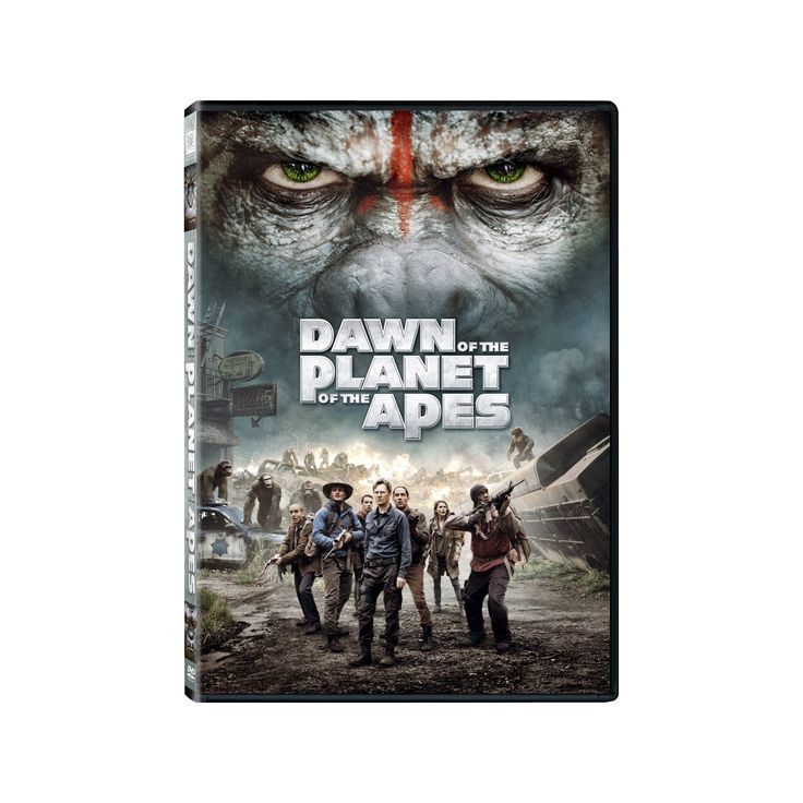 Dawn Of The Planet Of The Apes (dvd_video) In 2019