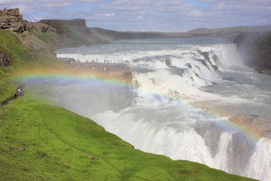 Arcobaleno d'#islanda - una pic di pinina79