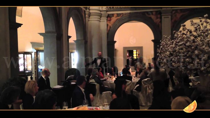 ALMA PROJECT - MM Tenor & EC Piano - Torna a Surriento, La Donna è Mobile, Nessun Dorma FSH - Four Seasons Hotel Florence