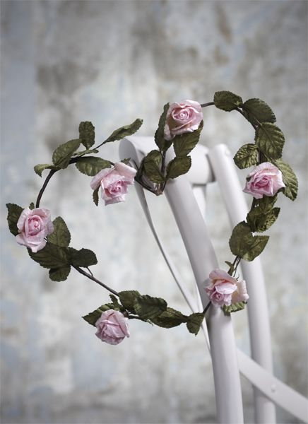 my heart...Heart Crafts, Romantic Flower, Valentine Day, Heart Wreaths, Shabby Chic, Pink Heart, Heart Shape, Ana Rosa, Pink Rose