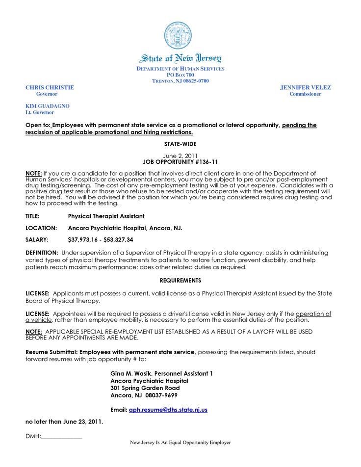 best physical therapist assistant resume examples template pta sample