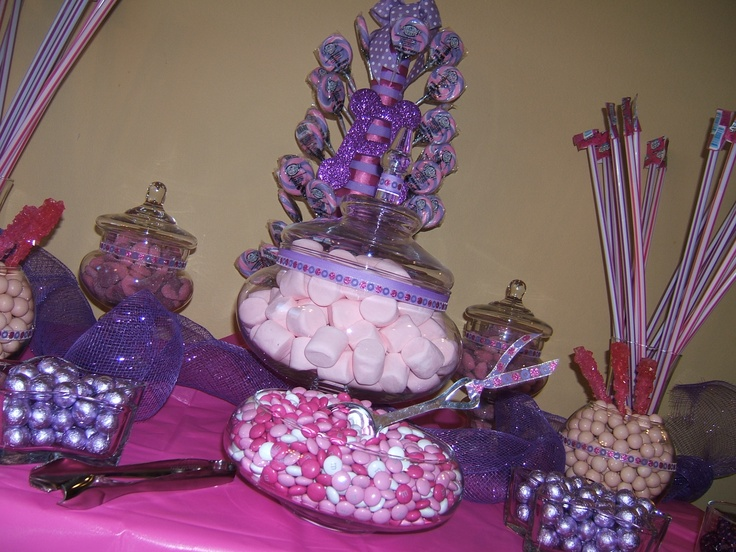 candy buffet wedding shower baby birthday party