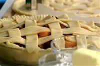 Anna Olsen's perfect pie crust.