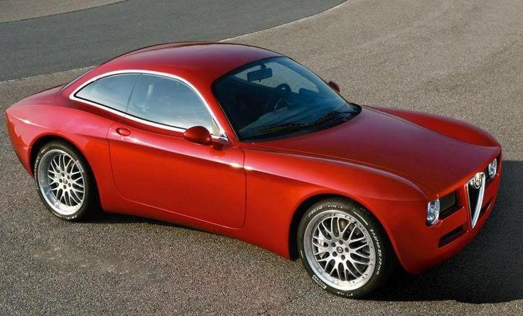 #AlfaRomeo GT Concept Car