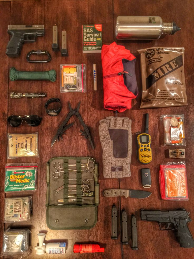 Go Bag Is Ready To Go My Bug Out Bag Outdoor