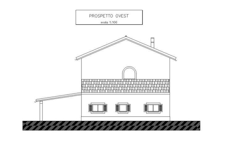 Ristrutturazione e ampliamento cascinale in via Suppellone n°84 a Verrua Po' (PV). Studio Architect Roberto Carlando. Piazza Monte Falterona n°11 Milano - 20148 Italy. Phone +39.02.48713840 studio@robertocarlando.com ; www.robertocarlando.com